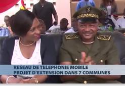 SEPT COMMUNES DU BENIN BENEFICIENT DE L'EXTENSION DU RESEAU DE TELEPHONIE MOBILE