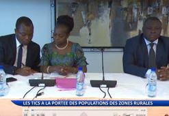 LES TICS A LA PORTEE DES POPULATIONS DES ZONES RURALES